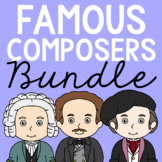 FAMOUS COMPOSERS Biography Coloring Pages | Posters | Research Projects