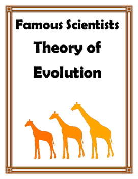 EVOLUTION THEORY RESEARCH