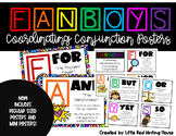FANBOYS {Coordinating Conjunctions}