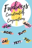 FANBOYS Coordinating Conjunctions Poster