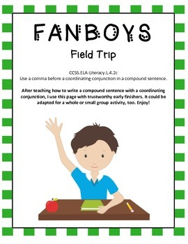 FANBOYS Field Trip
