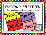 FANBOYS Puzzle Pieces - Chevron