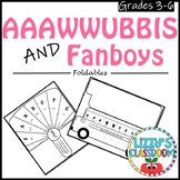 FANBOYS and AAAWWUBBIS *Coordinating and Subordinating Conjunctions Bundle*
