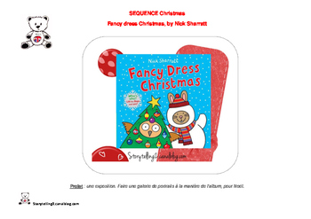 FANCY DRESS CHRISTMAS séquence Noel cycle 2