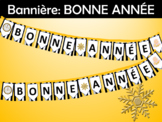 FANION - BONNE ANNÉE 2018  - (New Years) - (French - FSL)