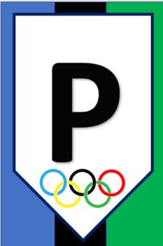 FANION - OLYMPIQUES 2018 (FRENCH FSL)