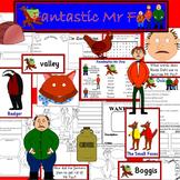 FANTASTIC MR FOX book study- ROALD DAHL