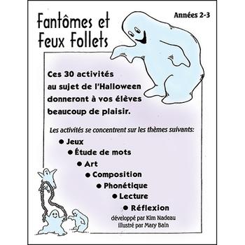 FANTÔMES ET FEUX FOLLETS Gr. 2-3
