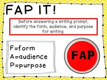 FAP IT! Activity Pack