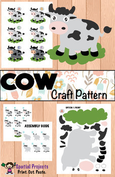 Farm Animals Activities Bundle