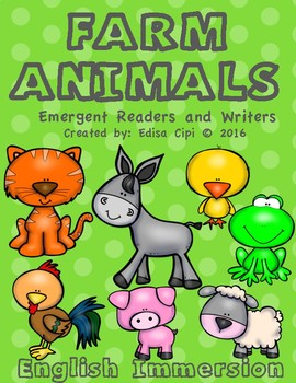 FARM ANIMALS IN ENGLISH