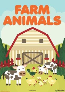 FARM ANIMALS UNIT  - TODDLER CURRICULUM