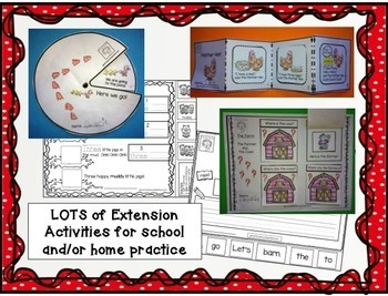FARM! Beginning Readers for Guided Reading {CCSS}