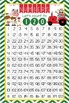 FARM - Classroom Decor: Counting to 120 Poster - size 24 x 36