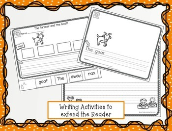FARM FREEBIE! Beginning Reader for Guided Reading