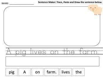 FARM: Punctuation ELA Literacy Center GAMES