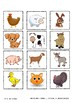 FARM UNIT- PICTURE AND WORD FLASH CARDS
