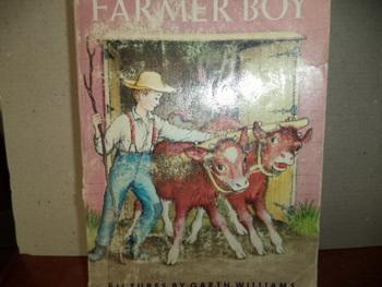 Farmer Boy ISBN 0-590-32787-9