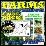 FARMS ACROSS AMERICA ACTIVITY PACK