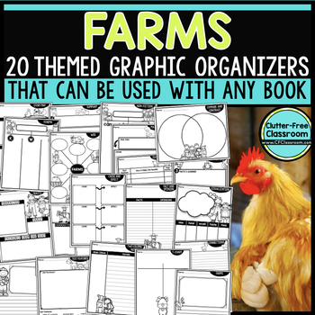 FARMS Graphic Organizers for Reading  Reading Graphic Organizers
