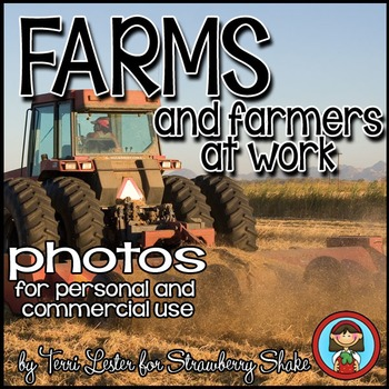 Photos Photographs FARMS and FARMERS at WORK Personal and Commercial Use