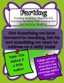 FARTING Children with Autism &/or Learning Disabilities