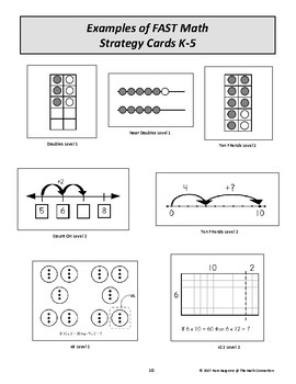 FAST Math Fluency Practice Overview