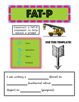 FAT P Poster