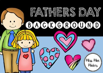 FATHERS DAY BACKGROUND