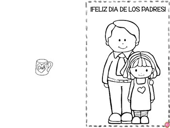 FATHER'S DAY CARD IN SPANISH