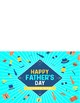 FATHERS DAY CARDS, BUNDLE 5 PAGES, FATHERS DAY ACTIVITIES, FATHERS DAY GIFTS