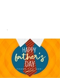 FATHERS DAY CARDS, BUNDLE 5 PAGES, FATHERS DAY ACTIVITIES,