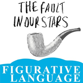 THE FAULT IN OUR STARS Figurative Language Bundle