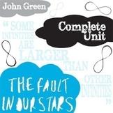 THE FAULT IN OUR STARS Unit Novel Study (John Green) - Lit
