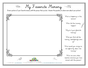 FAVORITE MEMORY