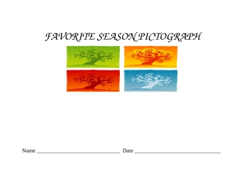 FAVORITE SEASON PICTOGRAPH