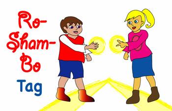 FAvrit Instant Activities - Ro-Sham-Bo Tag