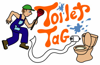 FAvrit Instant Activities - Toilet Tag