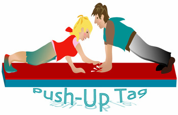 FAvrit Instant Activities - Push-up Tag