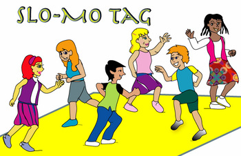 FAvrit Instant Activities - SLO-MO Tag