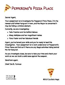 FBI: Pepperoni's Pizza Place Investigation