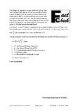FC Rule of 72