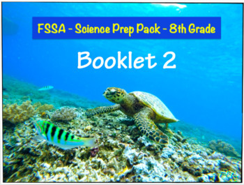 FCAT Science - 8th Grade Booklet 2