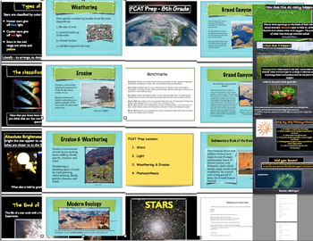 FCAT Science 8th Grade Prep Booklet