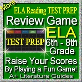 Test Prep Review Game III ELA Reading for State Testing Preparation
