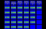 FCAT Science Jeopardy Round 3