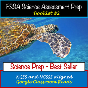 FCAT Science Prep Booklet 2 - Grade 5