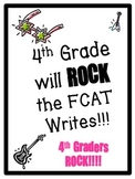 FCAT Writing Posters - 4th Grade