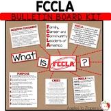 FCCLA Bulletin Board Kit