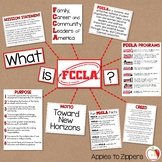 FCCLA Bulletin Board Kit